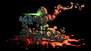 AGDQ2014 Metroid Kill The Animals wallppaper by koyote974