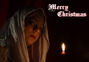 To all my friends and watchers..... Merry X-mas by joshi1404