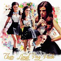Pack png 229 Cher Lloyd by MichelyResources