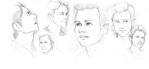 Chris Colfer - Practice by Franseza