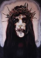 Joey Jordison ID by SynysterSoldier