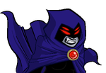 :: Talksprite Commission 36: Raven :: by Tigerman-exe