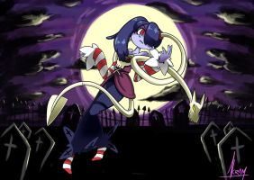 Squigly by akramness