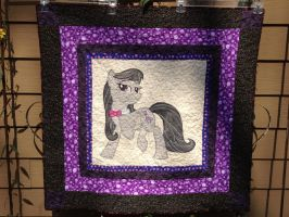 Octavia Quilt Front by reluctantbrony