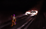 Scooting Fury by sevoohypred