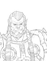 Thrall Ink by ElGota