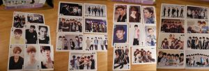 EXO Card Deck part 2 by SquishyPandaPower