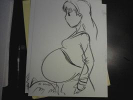 Homura QB Charcoal by Metalforever