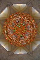 Abu Dhabi - Grand Mosque 9 by LeighWhittaker