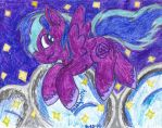 I'm Gonna Reach for the Stars~ by Phoenix-Skywriter