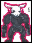 Sketch Card-A-Day 2013: 052 by lordmesa
