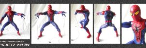 Web Shooting Spider-Man by mikedaws