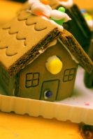 Gingerbread House by rebnic