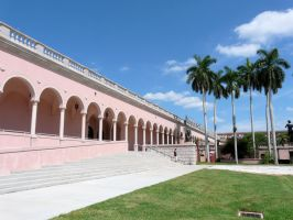 Ringling Museum view by jelbo