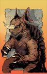 Baragon Colors by KillustrationStudios