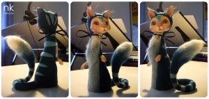 Cat Doll (views) by Nekranea