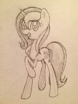 Sparkle Chord (Sketch) by SparkleChord