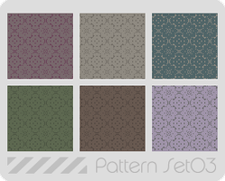 Pattern Set03 by nic1