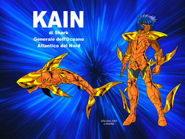 Kain di Shark by FaGian
