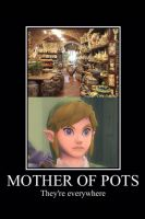 Mother of Pots by Reala597
