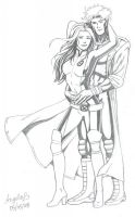 +Rogue and Gambit 2 by realrogue