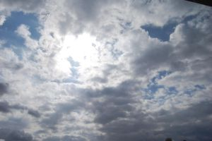 cloudy sky 1 by agent-kstock