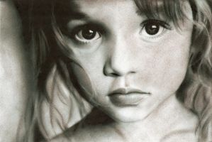 Little girl by Eileen9