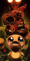 The binding of isaac by Poketix