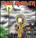 Iron Maiden Sweet Fan Art by Gradalis