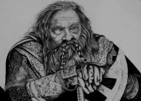 Gimli by S3V4STR4