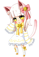 Little Aiko by CrystalSugarStars