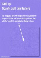 DeadCaL's Gigantic Card Textures - Light Blue 1 by deadcal