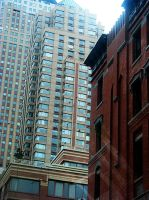 Buildings by CarianneCouture