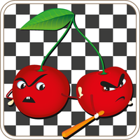 Angry Cherries by ElStrie