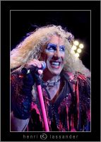 Dee Snider, Twisted Sister by henrimikael