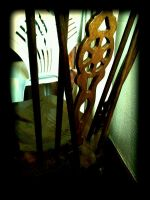 Antique chair by Bohax