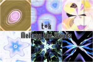 T-K PACK 4 Melting the Clouds by t-k