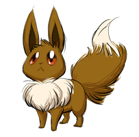 I just really love Eevee forgive me! by BunnybeIIe