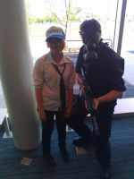 NF Comicon : Me and People (5) by TheWarRises