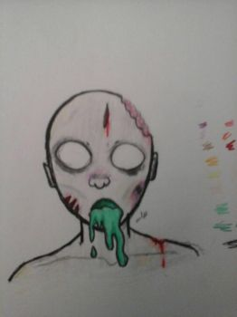 Zombie by musicgem121