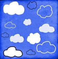 Cloud 9 Cartoon-ish Brushes by mandy71480