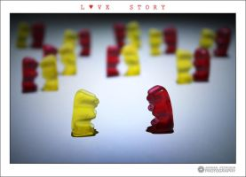 Love story by adypetrisor