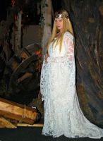 Galadriel Costume by Eveningarwen
