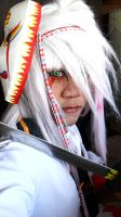 Jiraiya Anbu hair Style by greatestsensei