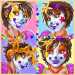 Little Clown - Commission by Penanggalan
