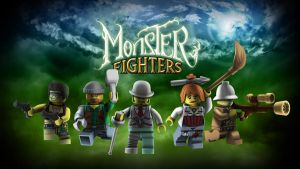 LEGO Monster Fighters - Group shot by RobKing21