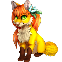 Foxie by nevaeh-lee
