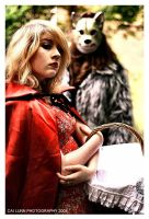 Little Red Riding Hood by cainess
