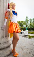 Sailor Venus: Pillar of Strength by KoriStarfire
