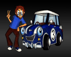 The Dudemobile by brothersdude